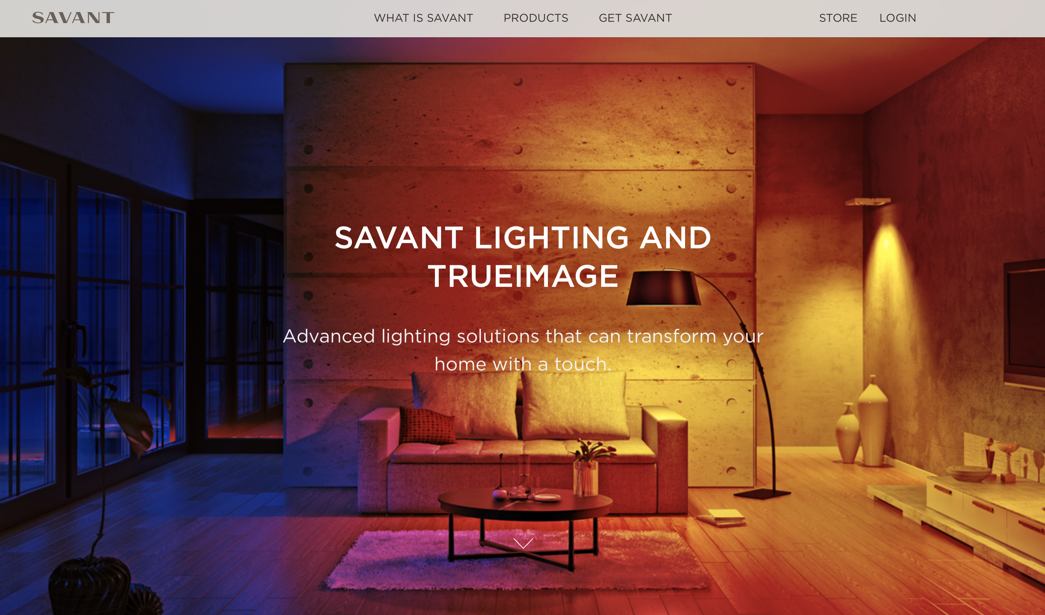 savant lighting and trueimage - advanced lighting solutions that can transform your home with a touch